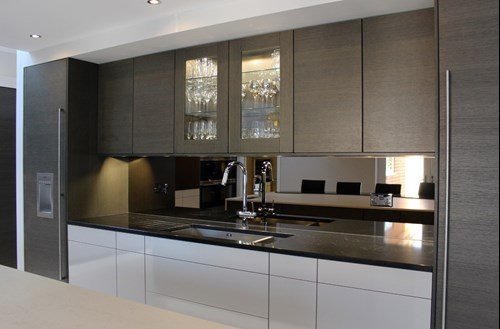 Purewall leicht kitchen design centre news Kitchen design of sevenoaks