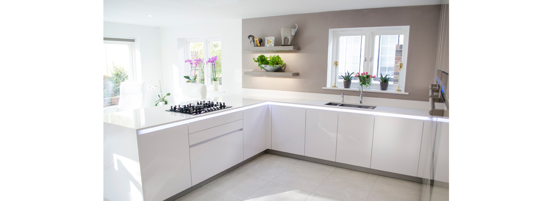 Centre Kitchen Design In London - talentneeds.com -